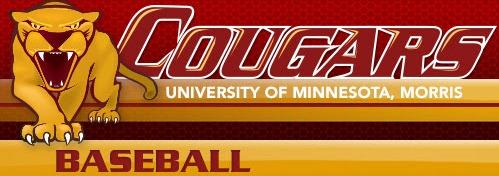 Cougar mascot and Baseball wordmark