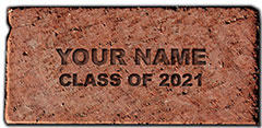 Sample picture of 2021 Brick paver